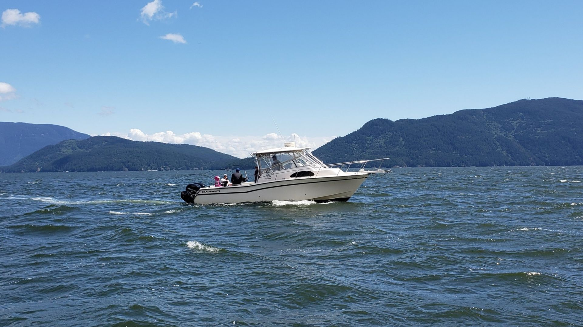 vancouver bc salmon fishing charters bon chovy salmon fishing charters